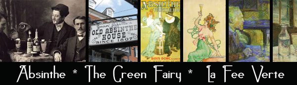 Absinthe Mixology Article