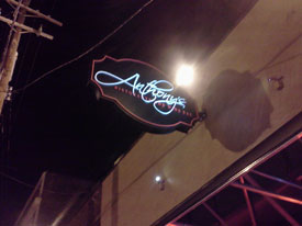 Anthony's in Little Italy