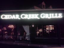 The Cedar Creek Grille