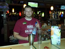 Ryan Is The New Instructor at Cleveland Bartending School!
