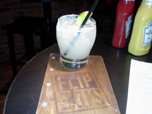 The Flipside Margarita