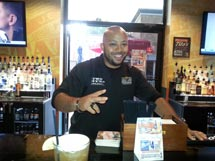 Cleveland Bartender at Two Bucks