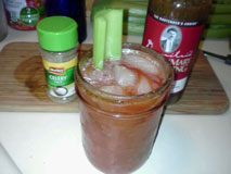 Cleveland Director Bloody Mary Recipie